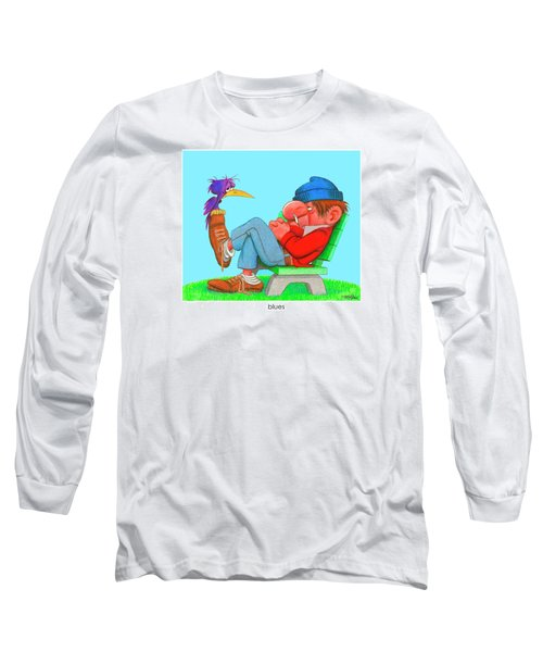 The Bozo Collecton 3 Long Sleeve T-Shirt
