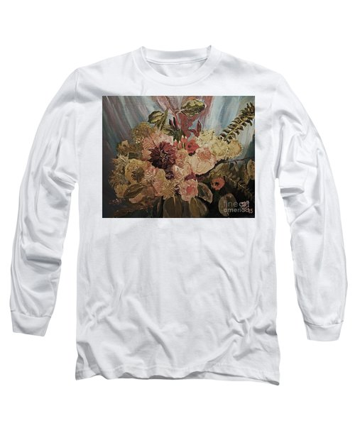 The Bridal Bouquet Long Sleeve T-Shirt
