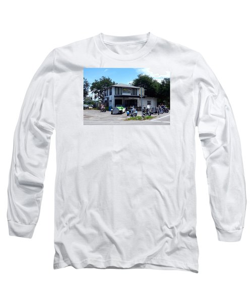 Long Sleeve T-Shirt featuring the photograph The Cabbage Patch by Melinda Saminski