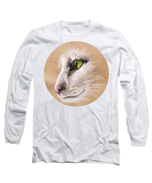 The Cat Long Sleeve T-Shirt