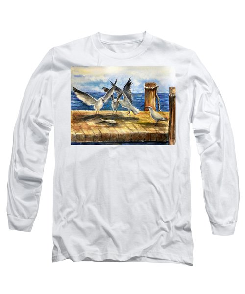 The Catch Is Mine Long Sleeve T-Shirt