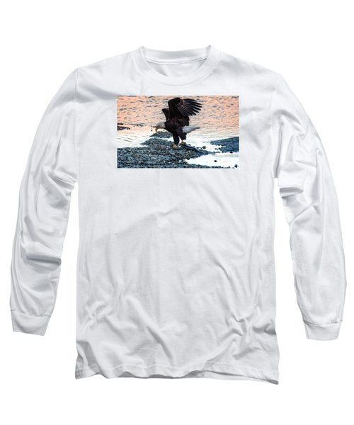The Catch Long Sleeve T-Shirt by Sabine Edrissi