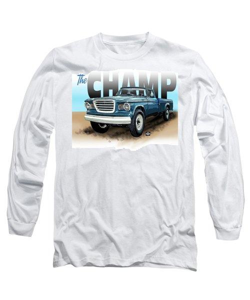 The Champ Long Sleeve T-Shirt