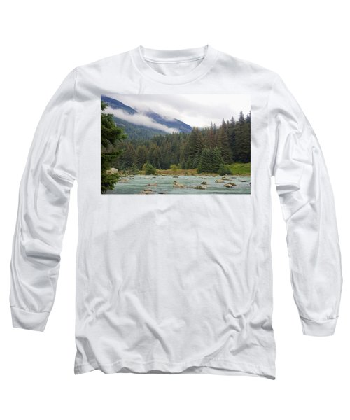 The Chillkoot River 2 Long Sleeve T-Shirt
