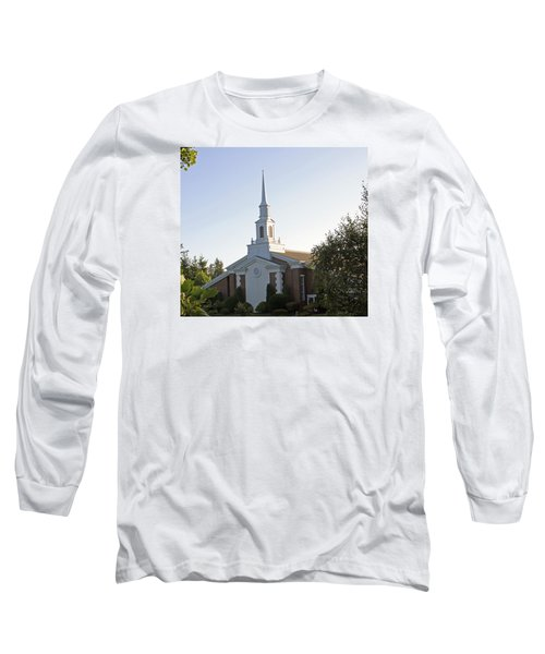 The Church Of Jesus Christ Of Later Day Saints Long Sleeve T-Shirt