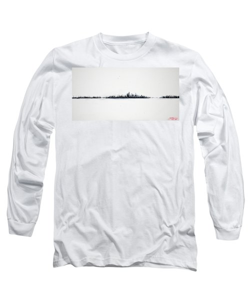 The City New York Long Sleeve T-Shirt