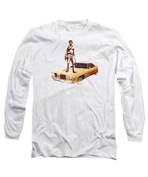 The Classic Long Sleeve T-Shirt by Kurt Ramschissel