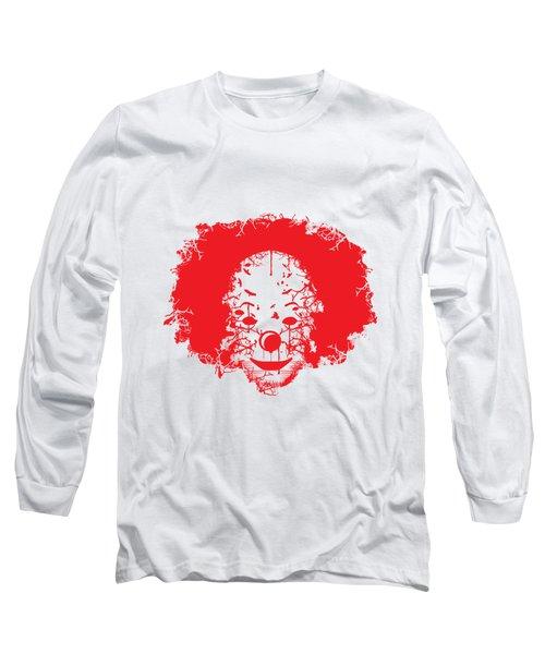 The Clown Long Sleeve T-Shirt
