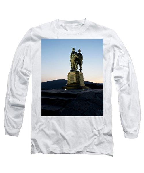 The Commando Memorial Long Sleeve T-Shirt