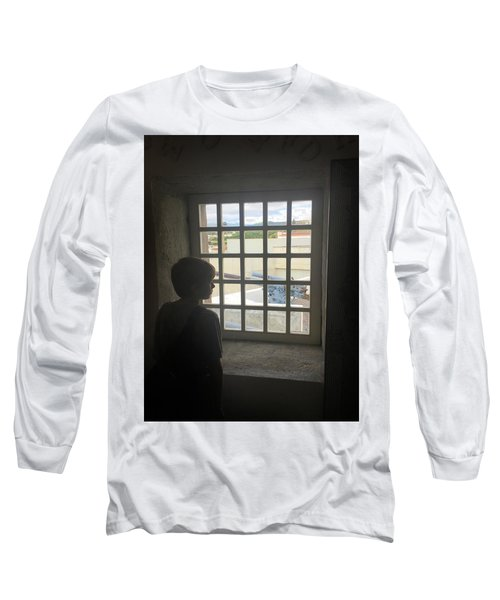 The Contrast Of War Long Sleeve T-Shirt