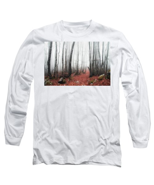 The Corridor Long Sleeve T-Shirt