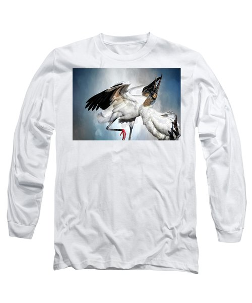 The Courtship Dance Long Sleeve T-Shirt
