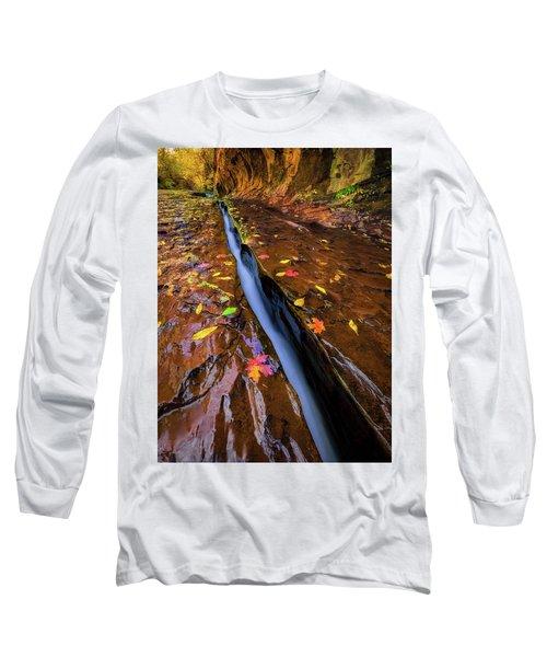 The Crack Long Sleeve T-Shirt