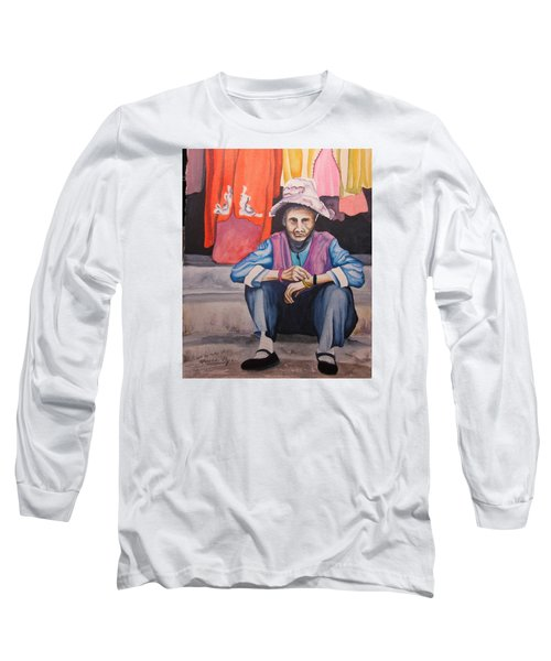The Crone Long Sleeve T-Shirt