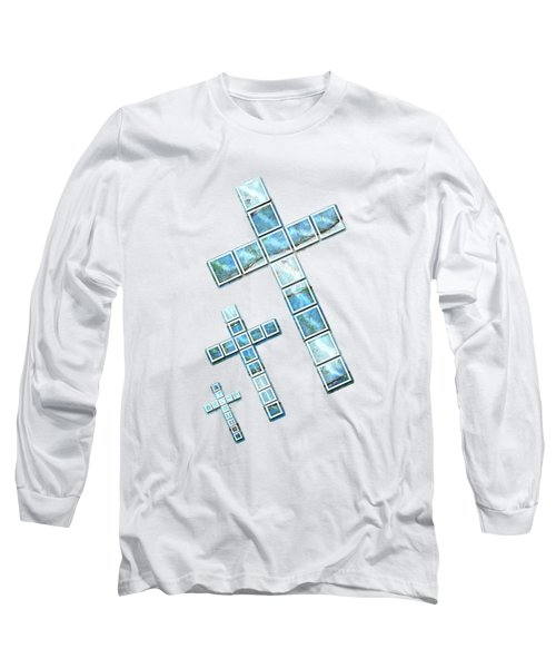 The Cross Speaks Of You Long Sleeve T-Shirt