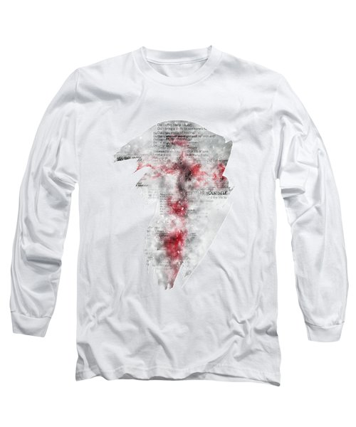 The Cross Speaks Long Sleeve T-Shirt