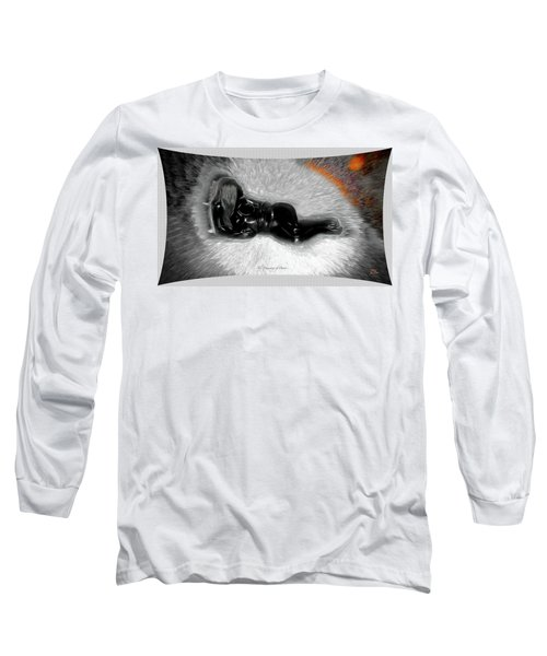 The Dawning Of Desire Long Sleeve T-Shirt