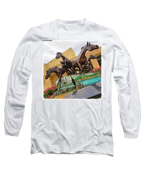 the Day The #wall Came Down. At The Long Sleeve T-Shirt