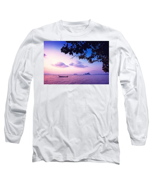 The Deserved Rest Long Sleeve T-Shirt