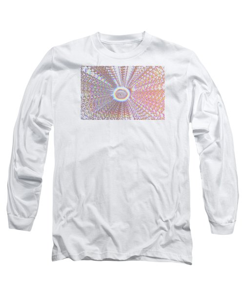 The Divine Light   Long Sleeve T-Shirt by Manjot Singh Sachdeva