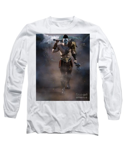 The Dragon Master Long Sleeve T-Shirt