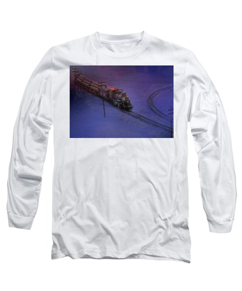 The Early Train Long Sleeve T-Shirt