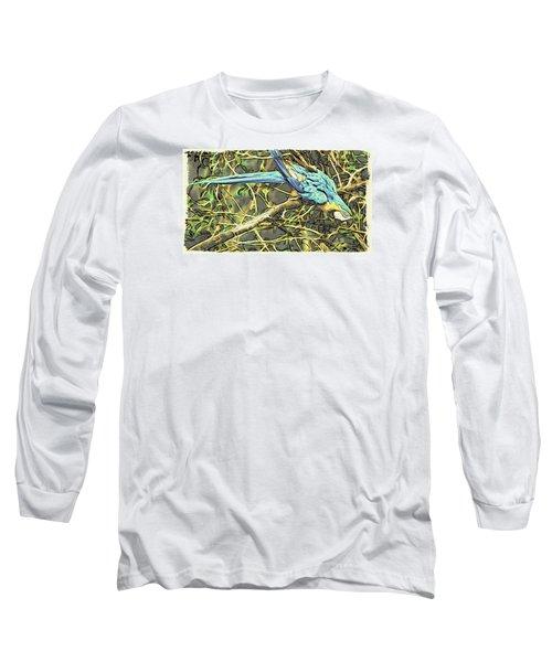 The Enchanted Jungle Long Sleeve T-Shirt