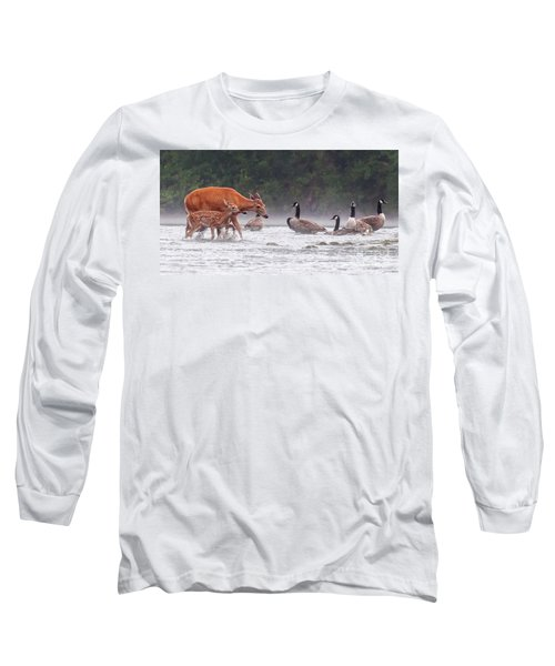 The Encounter Long Sleeve T-Shirt