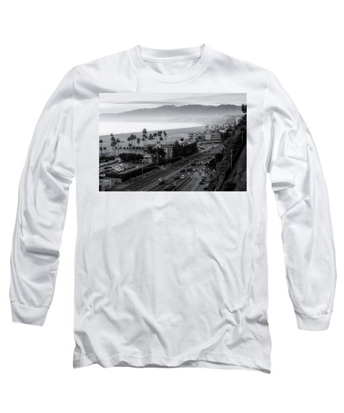 The Evening Drive Home Long Sleeve T-Shirt