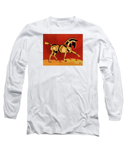 The Extension Of Equus Long Sleeve T-Shirt