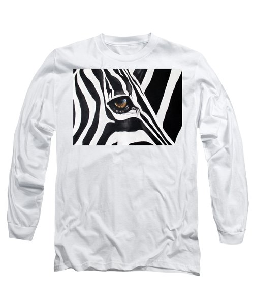 The Eye Of The Storm Long Sleeve T-Shirt