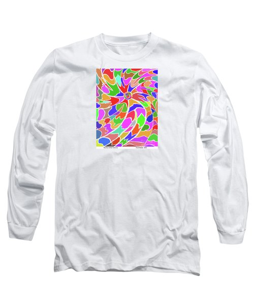 The Eye Of The Universe Long Sleeve T-Shirt