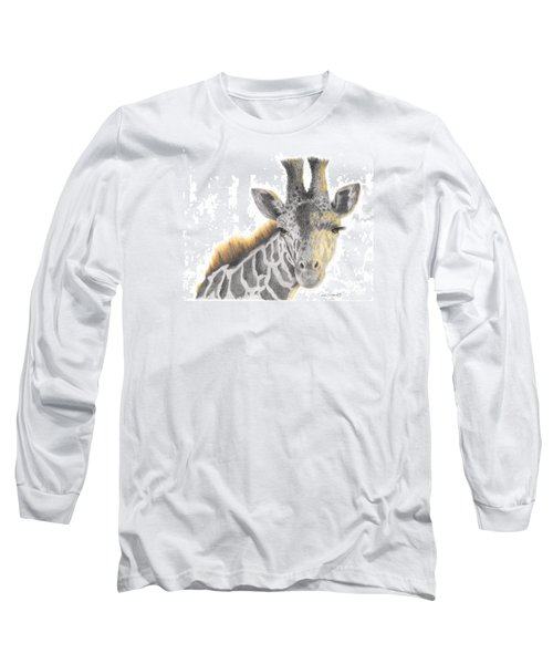 The Eyes Have It Long Sleeve T-Shirt by Phyllis Howard