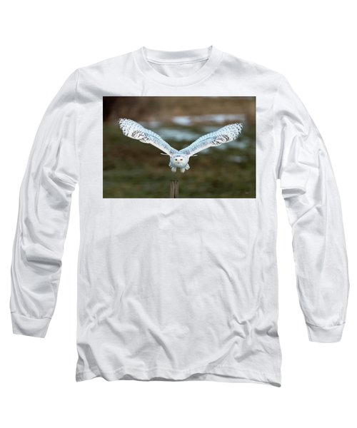 The Eyes Of Intent Long Sleeve T-Shirt