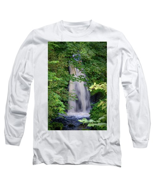The Falls At Patie's Mill Long Sleeve T-Shirt