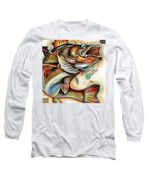 The Fish Long Sleeve T-Shirt