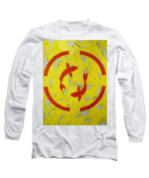 The Fishes Long Sleeve T-Shirt
