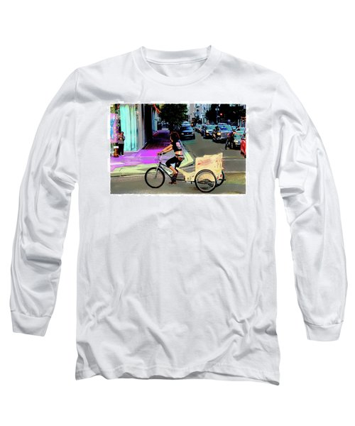 The Flavor Of Festival Season Long Sleeve T-Shirt