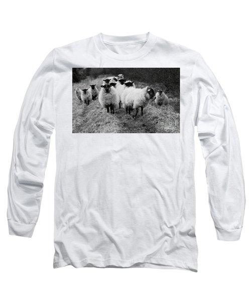 The Flock 1 Long Sleeve T-Shirt