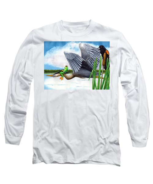 The Fly By Long Sleeve T-Shirt