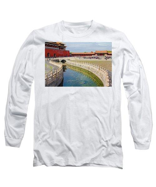 The Forbidden City Long Sleeve T-Shirt