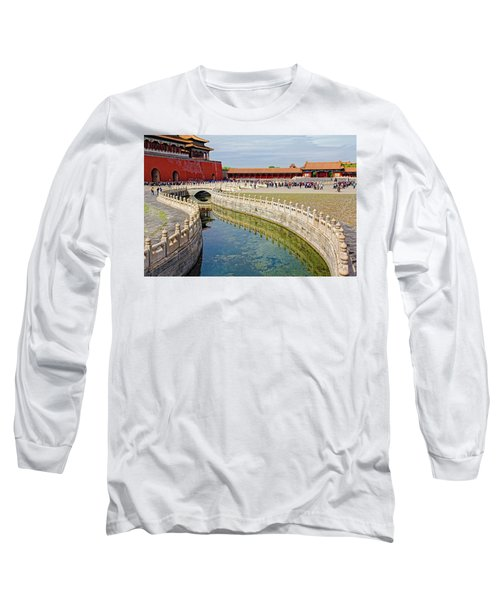 The Forbidden City Long Sleeve T-Shirt