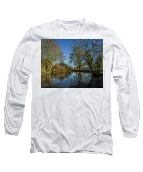 The Ford At The Street Long Sleeve T-Shirt