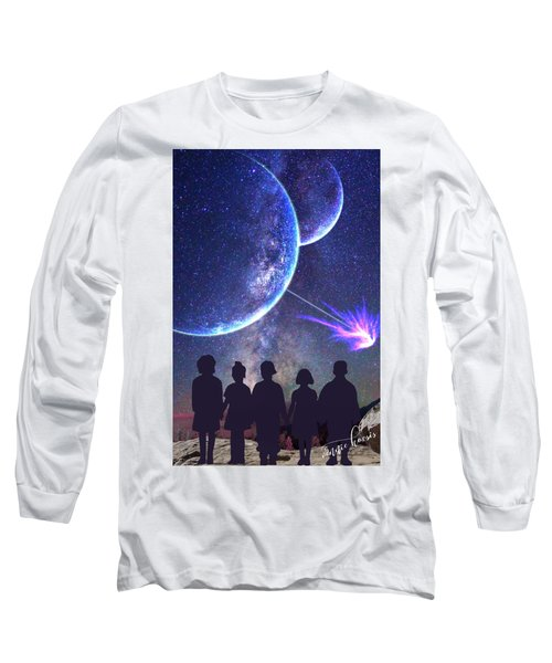 The Forgotten Children Long Sleeve T-Shirt