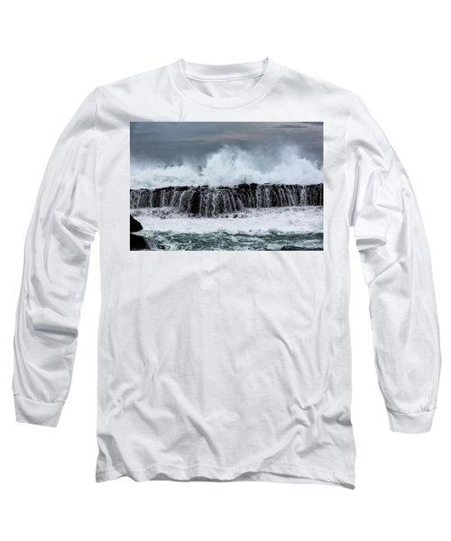 The Fury Long Sleeve T-Shirt by Edgar Laureano
