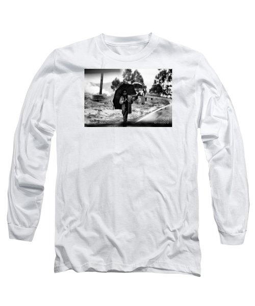 The Gap Rich And Poor Long Sleeve T-Shirt