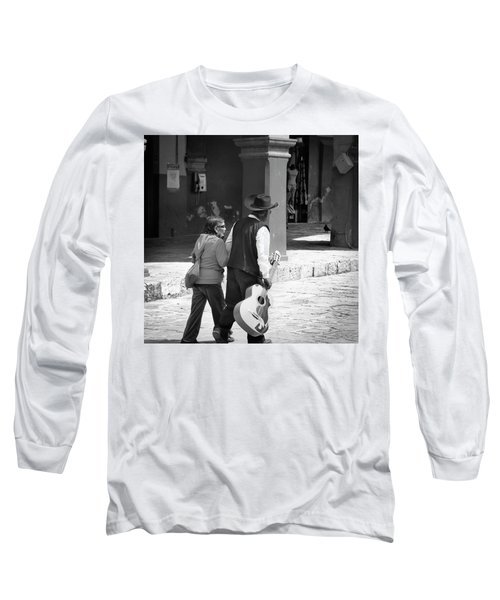 The Gig Is Over Long Sleeve T-Shirt