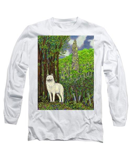The Glass Long Sleeve T-Shirt