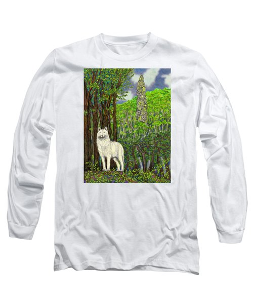 The Glass Long Sleeve T-Shirt