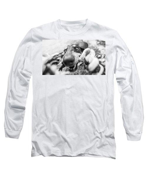 The Grab Long Sleeve T-Shirt